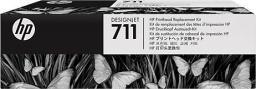 HP Zestaw zamiennej głowicy drukującej 711 C1Q10A