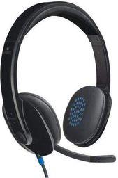Słuchawki z mikrofonem Logitech H540 (981-000480)
