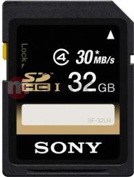 Karta pamięci Sony SDHC UHS-I CLASS 6 32GB (SF32U)