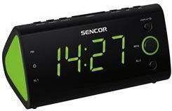 Radiobudzik Sencor SRC 170GN
