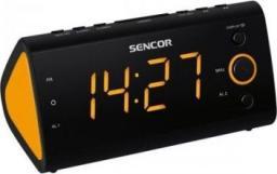 Radiobudzik Sencor SRC 170OR