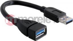 Kabel USB Delock USB 3.0 A-A 15 cm 82776