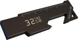 Pendrive Team Group T183 32GB USB 3.1 Czarna wielofunkcyjny design