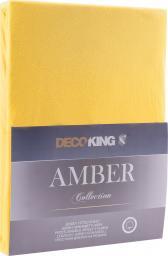 Decoking Prześcieradło Amber Orange r. 90x200 cm