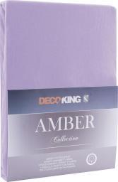 Decoking Prześcieradło Amber Violet r. 90x200cm