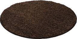Ayyildiz dywan Life okrągły, brązowy, 80x80cm (22790530)