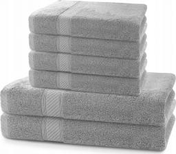 Decoking Komplet ręczników BAMBY 6 sztuk szary