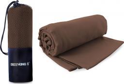 Decoking Ręcznik Ekea brązowy 40x80 cm