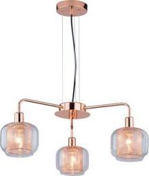 Lampa wisząca Lampex Ami 3x40W