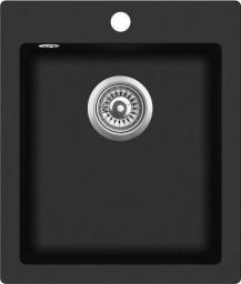 Aquasanita  Simplex SQS100,  korek automatyczny,  601 Czarny metalik