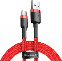 Kabel USB Baseus Kevlar Type-C, 3A, 0,5 metra