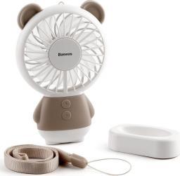 Wentylator USB Baseus Dharma Bear brązowy (CXBER-08)