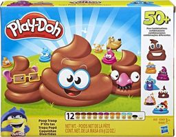 Play-Doh  Poop Troop Kupa zabawy (E5810)