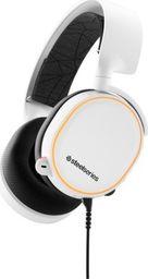 Słuchawki SteelSeries Arctis 5 2019 Edition białe (61507)