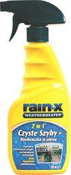 Rain X RAIN X 2W1 CZYSTE SZYBY+WYCIER.500ML ATO
