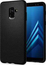 Spigen Liquid Air do Samsung Galaxy A7 2018 czarne