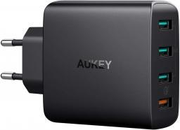 Ładowarka Aukey PA-T18 42W 4xUSB QC 3.0