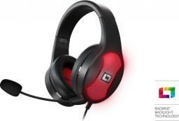 Słuchawki Lioncast LX30 RGB 7.1, USB + jack 3,5mm (LION-SL-LX30)