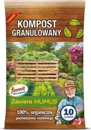 Florovit Granuliuotas kompostas Florovit, 10L