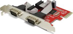Kontroler Unitek 2 Port Serial PCI-E Y-7504