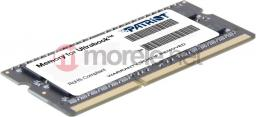 Pamięć do laptopa Patriot DDR3L SODIMM 4GB 1600MHz CL11 (PSD34G1600L81S)