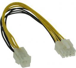 InLine Adapter zasilania 4-Pin ATX na 8-Pin ATX (26633)