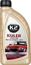 K2 Sport PLYN DO CHLODNIC KULER 1L -35C ZIELONY