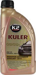 K2 Sport PLYN DO CHLODNIC KULER 1L -35C CZERWONY