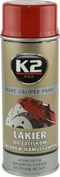 K2 K2-CALIPER LAKIER DO ZACISKOW CZERW 400