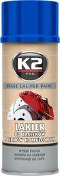 K2 K2-CALIPER LAKIER DO ZACISKOW NIEBIE 400