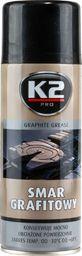 K2 Sport K2-SMAR GRAFITOWY 400ML SPRAY DO KON