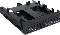 Kieszeń Icy Dock Einbaurahmen IcyDock 4x6,3cm HDD/SSD Ultra-Slim (MB344SPO)