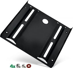 """InLine HDD / SSD mounting frame, 2.5 - 3.5"""" (39950S)"""