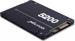 Dysk SSD Micron 5200 ECO 960 GB SATA3 (MTFDDAK960TDC-1AT1ZABYY)