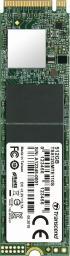 Dysk SSD Transcend 110S 512GB PCIe x4 NVMe (TS512GMTE110S)