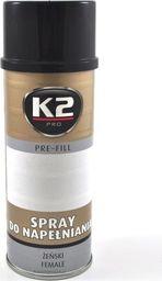 K2 K2-PREFIL ZENSKI 400ML PUSZKA Z GAZEM