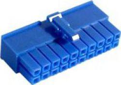 AC Ryan Wtyk ATX 20-Pin - UV niebieski (ACR-CB7976)