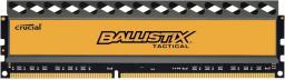Pamięć Ballistix Tactical 8GB/1600 CL8 (BLT8G3D1608DT1TX0CEU)