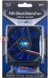Noiseblocker BlackSilent Fan X1 (ITR-X-1)
