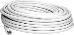 Kabel Technisat Antenowe 5m biały (CEHD5(5M+WTYKIF))