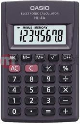 Kalkulator Casio HL-4A-S