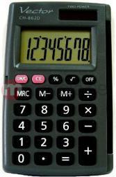 Kalkulator Vector CH-862D