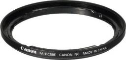 Canon filter adapter FA-DC58E