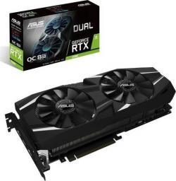 Karta graficzna Asus GeForce RTX 2080 DUAL 8GB (DUAL-RTX2080-8G)
