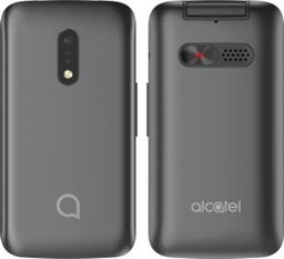 Telefon komórkowy Alcatel 30.26 szary