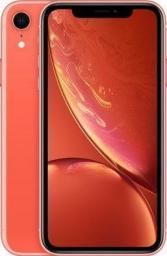 Smartfon Apple  iPhone XR 256 GB Dual SIM Koralowy  (MRYP2PM/A)