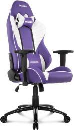 Fotel Akracing Core SX Fioletowo-biały (AK-SX-LAVENDER)