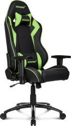 Fotel Akracing Core SX Czarno-zielony (AK-SX-GN)
