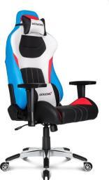 Fotel Akracing Master Premium Czarno-niebieski (AK-PREMIUM-TRI)