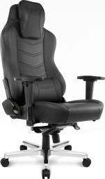 Fotel Akracing Office Onyx Deluxe Czarny (AK-ONYX/DELUXE)